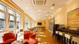 Augenklinik Bellevue: Cafeteria