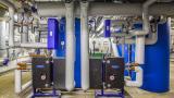 Hospital Winsen Luhe: Heating system