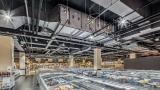 Schanzenhof Winsen/Luhe: Overpressure system meat department exhaust