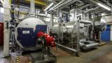 Hospital Buchholz: Heating system