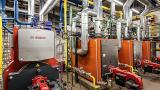 Hospital Winsen Luhe: Integration block heat and power plant